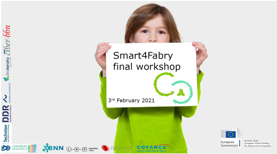BioKeralty, one of the European Smart4Fabry project round-table participants