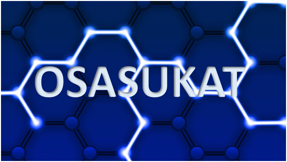 Completion of OSASUKAT, a blockchain platform project with a system designed by BioKeralty